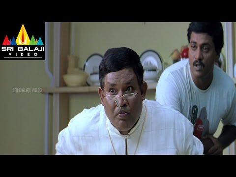 Nuvvostanante Nenoddantana Movie Halwa Comedy | Siddharth, Trisha | Sri Balaji Video