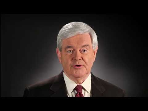 It's Official: Newt Gingrich is Running for President!