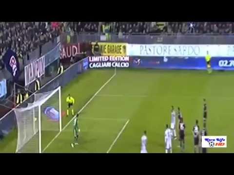 Cagliari 1 - 3 Juventus  All Goals