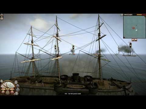 Shogun 2: Fall of the Samurai Online Multiplayer Naval Battle #5