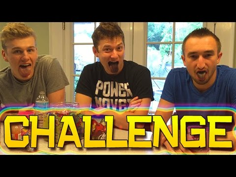 WARHEADS SOUR CANDY CHALLENGE! (Ft. Hello Kitty Lachlan, Sofia the First Jerome, Iron Man Mitch)