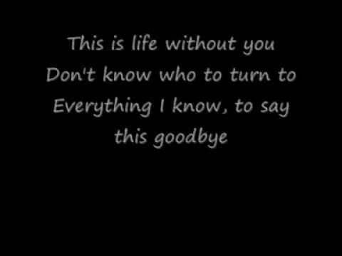 Stanfour - Life Without You (+lyrics) video