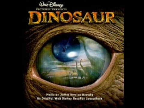 Dinosaur - The Courtship