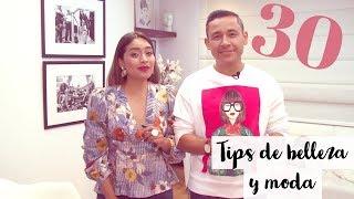 SIR PATRICIO NIETO - TIPS DE BELLEZA Y MODA