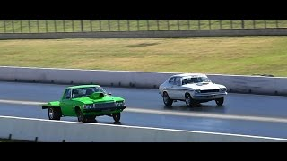 DIAL YOUR OWN DRAG RACING AT APSA GRAND FINAL SYDNEY DRAGWAY 2014