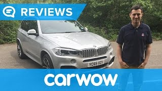 BMW X5 2017 SUV review | Mat Watson Reviews