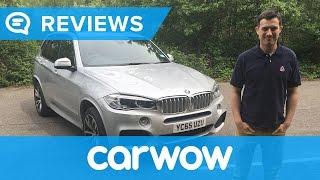 BMW X5 2018 SUV review | Mat Watson Reviews