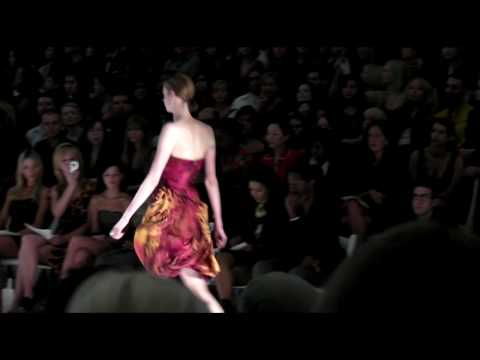 Christian Siriano Spring-Summer 2010 fashion show
