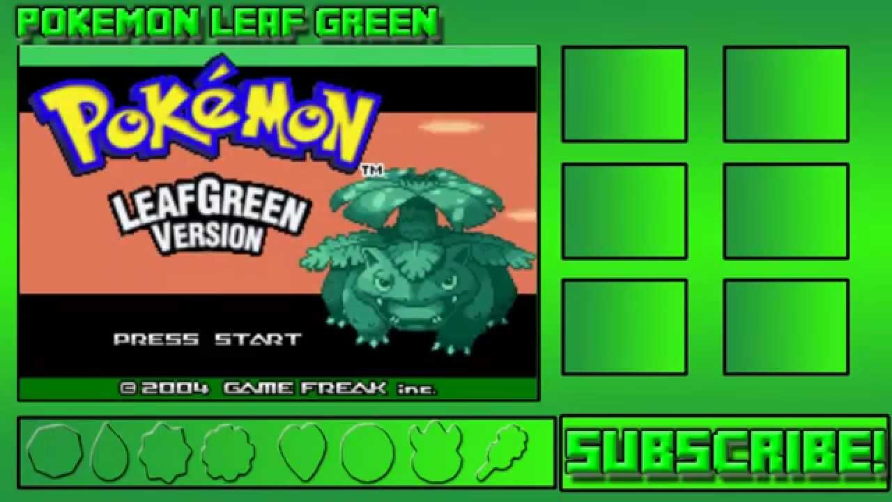 how to use cheats in pokemon leaf green gba