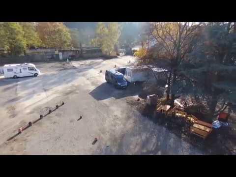 """Stellplatzvideo """"Wohnmobil-Oase Berlin"""""""