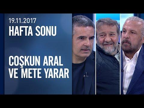 Türkiye'yi etkileyen küresel dengeler ne? - Hafta Sonu 19.11.2017 Pazar