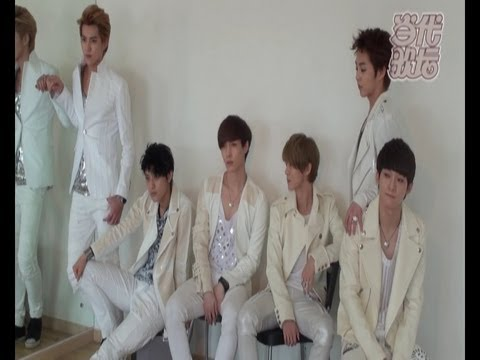 EXO-M_�代�� (Dangdaigetan)_Magazine Making Film 2