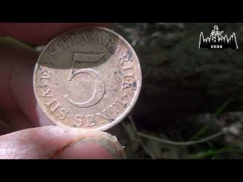 Раскопки советского-эстонского блиндажа 1941  \ Excavation of the Soviet blindage ww2 | EE88