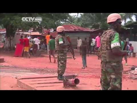 UN Officials Deploy Troops in Central African Republic