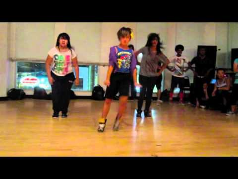 Lil Jon - Outta Your Mind feat. LMFAO Choreography by: Dejan Tubic