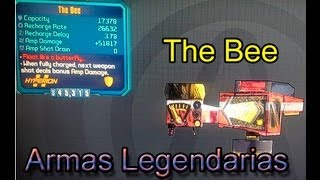 Borderlands 2: Escudo Legendario (The Bee)