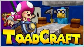 La primera cita! | 32 | ToadCraft (Super Mario Minecraft)