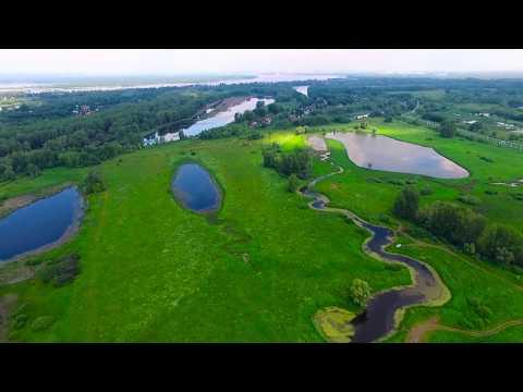 Самара. Новокуйбышевск. р. Татьянка, Кривуша, озера. Очень красивое место, взгляд с высоты. Вер. 2.