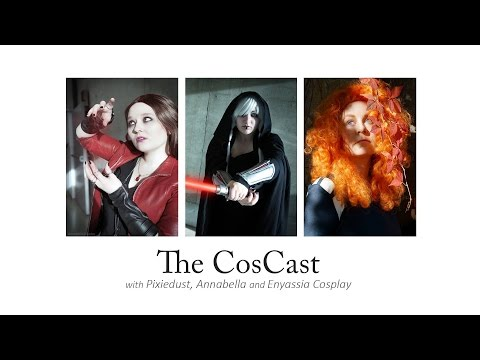 CosCast Episode 31 - Anime and manga cosplay 101 with Ookami and Silje Danielsen