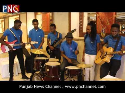 Patiala Peg By African Students | Punjabi Songs | Diljit Dosanjh | Punjab News Channel