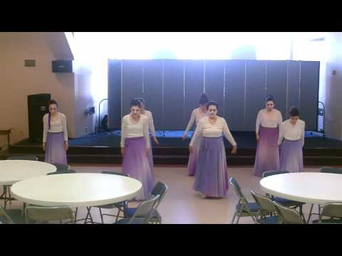 Peace Mission Korean Dance Group ( 평화선교한국무용단)