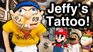 SML YTP: Jeffy's Tattoo!