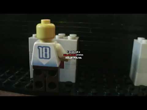 Lego Britannic Sinking Lego Britannic