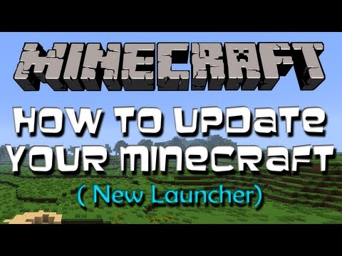 How to Update Minecraft to 1.8.3 (New Launcher Tutorial)