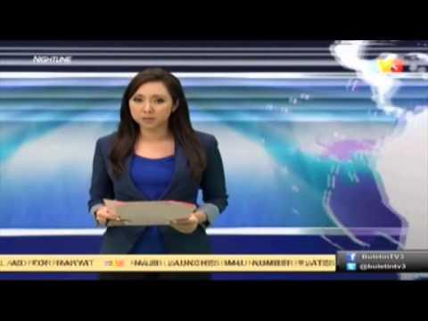 News about firefight at Kampung Selamat Semporna Sabah.