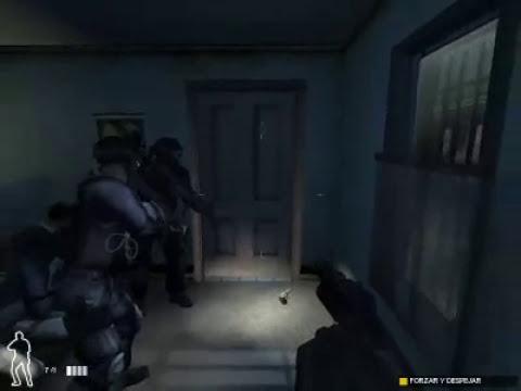 SWAT 4 (La muerte del Amigen) Por CachupinGames