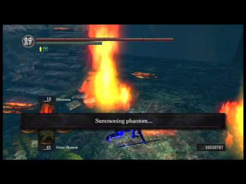 Dark Souls PVP - Overleveled Players