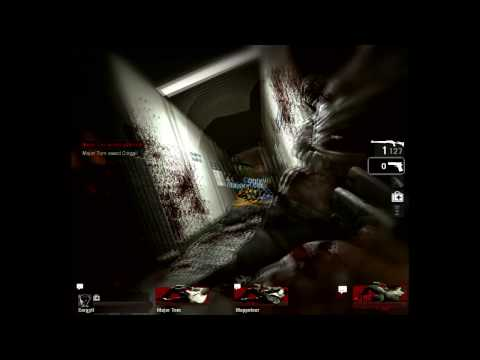 Left 4 Dead - Tank in Saferoom Surprise