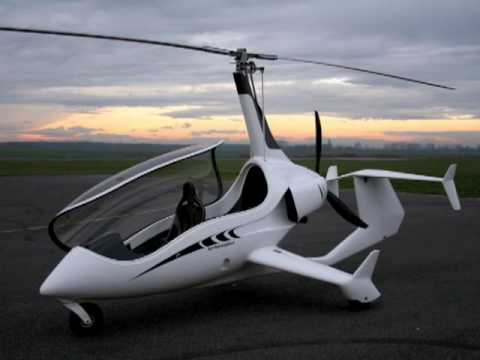 New Gyrocopter Designs