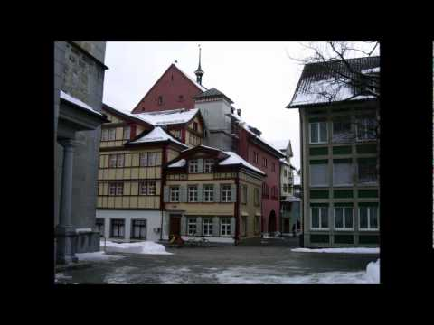 Teufen - Appenzell - Trogen - Tourism in Switzerland