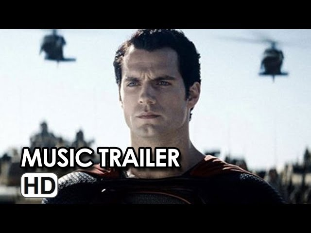 Man of Steel Music Trailer (2013) - Hans Zimmer Score HD