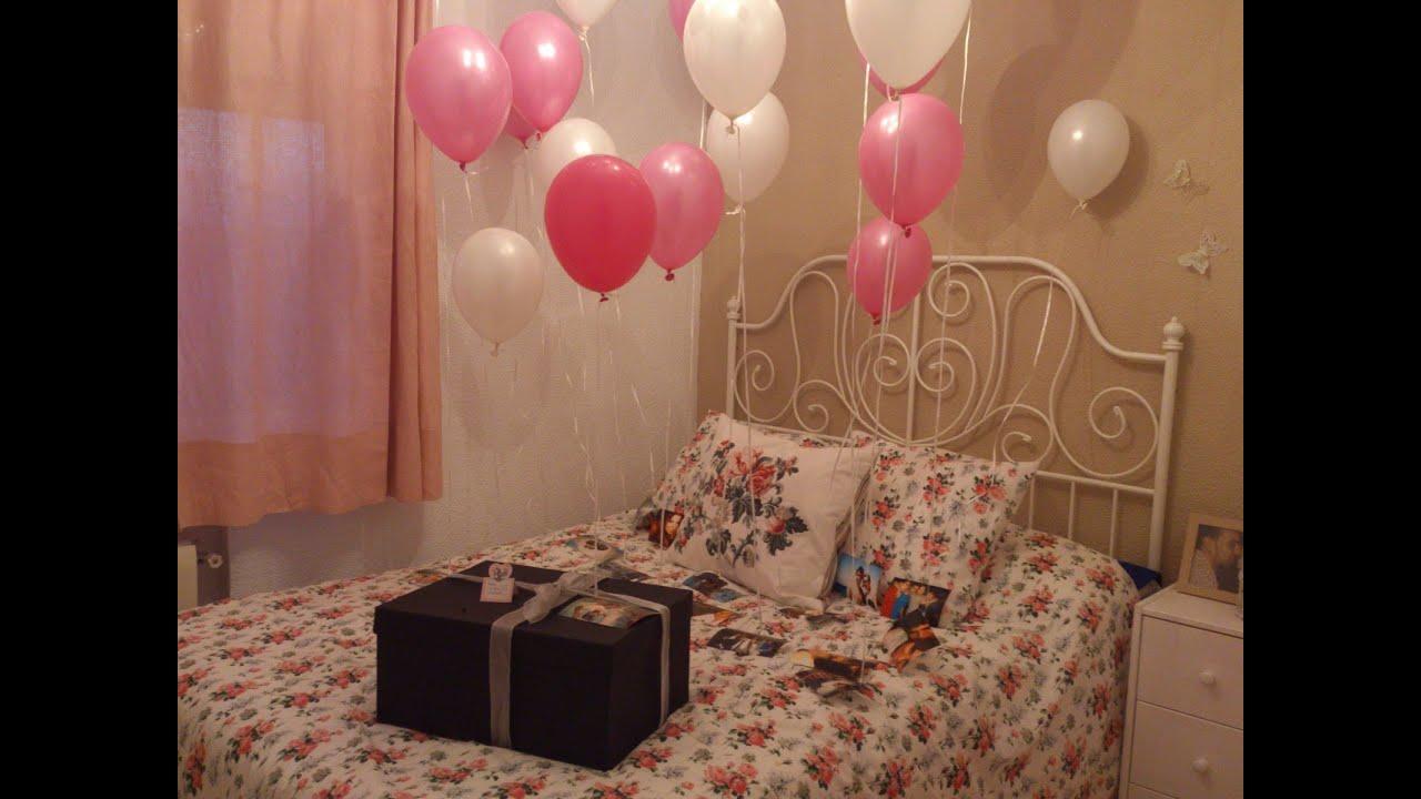 C mo hacer un regalo sorpresa youtube for Regalos para el hogar decoracion