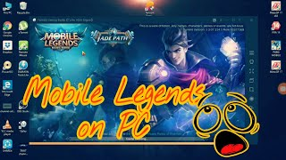 Play Mobile Legends on PC ( Windows ) .[ without EMULATOR ]