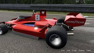 Forza Motorsport 7    Brabham BT45B @ Nordschleife
