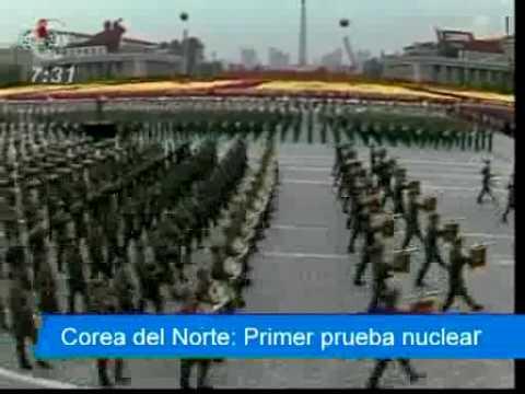 Corea del Norte prueba armas nucleares