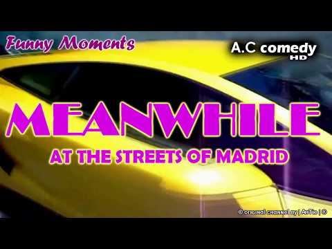 Real Madrid funny moments 2010 with: C. Ronaldo, M. Diarra, Kaka, Benzem, Mourinho and more...