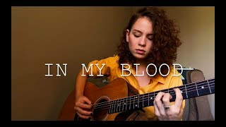 Download Lagu In My Blood - Shawn Mendes (Cover) Carol Biazin Gratis STAFABAND