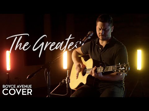 download lagu The Greatest - Sia Boyce Avenue Acoustic Cover On Spotify & ITunes gratis