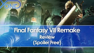 Final Fantasy VII Remake Review #ad