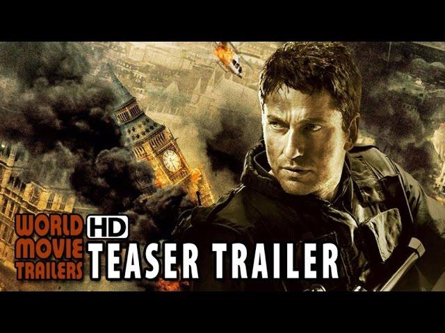 London Has Fallen Official Teaser Trailer (2016) - Gerard Butler HD