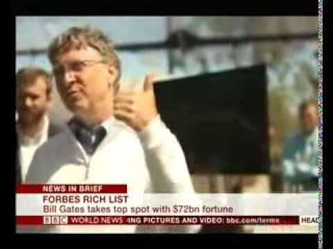 Bill Gates regains world's richest man spot in Forbes rich list