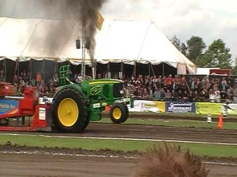 Green Lightning Made 2012, 4,5 ton Sport
