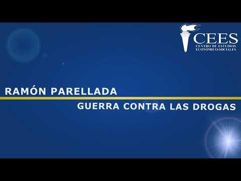 GUERRA CONTRA LAS DROGAS- RAMÓN PARELLADA
