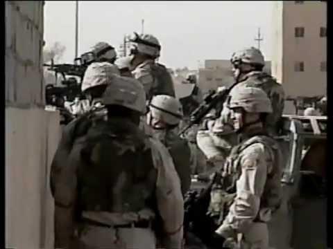 Iraq 2004: Fallujah RPG Attack