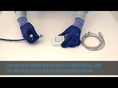 ABB solar inverters. Firmware upgrade: PVI-10.0/12.5-TL