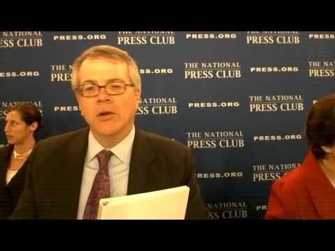 Capitol Intel interviews US Department of Commerce Deputy Secretary Bruce  Andrews at NPC